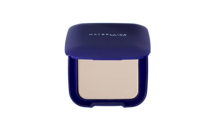 Shine Free Oil Control Translucent Pressed Powder