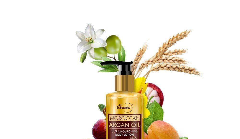 St. Botanica Argan Oil Ultra Nourishing Body Lotion