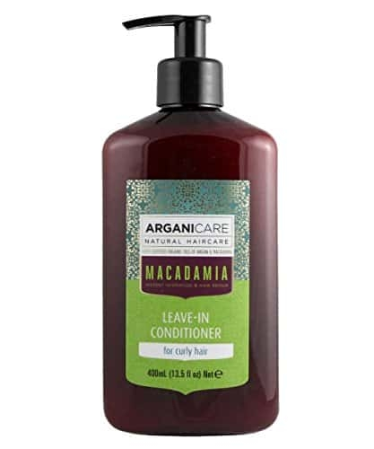 15. Arganicare Natural Haircare Macadamia Leave-in Conditioner
