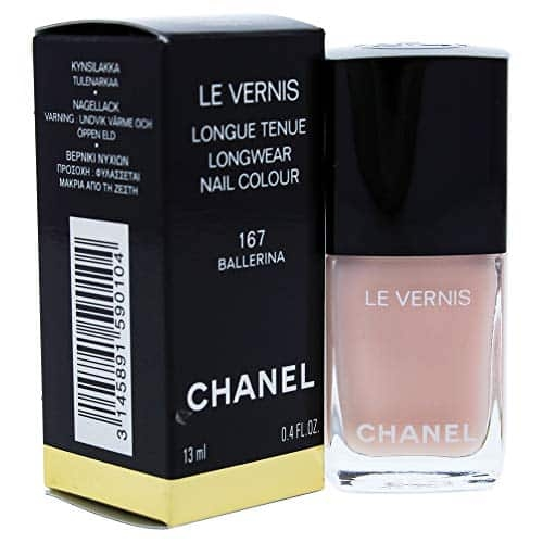 Chanel Le Vernis Nail Color – 167 Ballerina