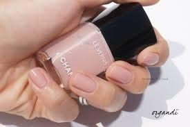 Chanel Le Vernis Nail Colour – 504 Organdi