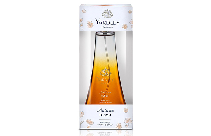 Autumn Bloom By Yardley London Perfumed Cologne